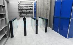 Retractable Flap Gate RG400 Concept